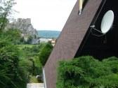 Výhľad na hrad