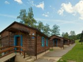 dunajec village cerveny klastor