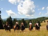 dobrodružsttvá na konských trasách