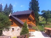 chata alpina pri vleku certov