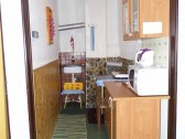 kuchynka oproti verande