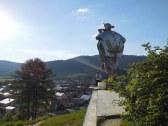 socha Juraja Jánošíka-Terchová