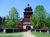 Okolie: Kostol Sv. Kríž