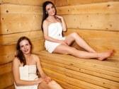 sauna - chata Zinka