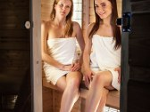 inffra sauna prehreje až do kostí.