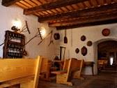 ubytovanie v stredovekej sypke granarium
