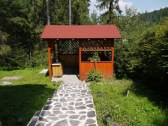 chata v rekreacnej oblasti oravice