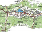Liptov mapa