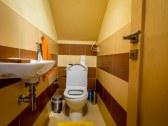 Samostatné WC 1.poschodie