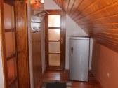 poschodie vstup do izby a ďalšej kúpelne