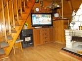 Obývačka s TV