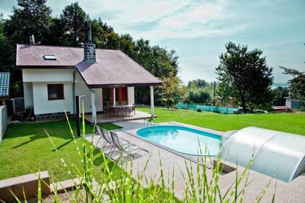 e23f827bd Krásna chata s bazénom na Šírave - Kamenec - Zemplínska šírava