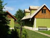 zelena chalupka domcek hrabusice