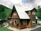 utulna chata v zazrivej vratna dolina