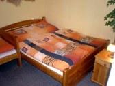 Chalupa č.2 - spálňa .