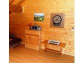 obývacia miestnosť poschodie