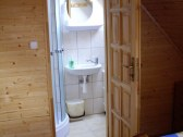 kúpeľňa a WC pri každej izbe v podkroví