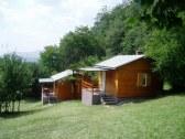 Chatová osada - HRABOVKA - Bojnice - kúpele #5