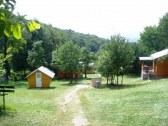 Chatová osada - HRABOVKA - Bojnice - kúpele #7