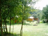 Chatová osada - HRABOVKA - Bojnice - kúpele #8