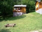 Chatová osada - HRABOVKA - Bojnice - kúpele #9
