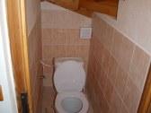WC v prízemí