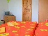 Apartmán č.1,  2-lôžková izba + prístelokVlo