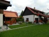 pohľad domčeky Gerlachov