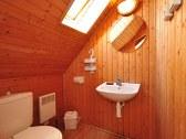 podkrovné wc