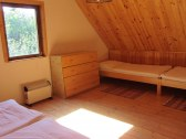 podkrovná spálňa č.1