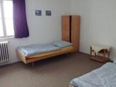 Dvojposteľová izba v Turistickej časti ubytovne
