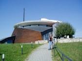 Kostol Dvoch sŕdc Archa Locus-Sliače