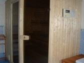 Kúpelňa - fínska sauna