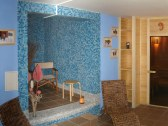 sauna v AD Spiežovec