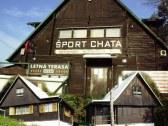 sport chata bezovec