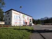 Budova Turistickej ubytovne SHB