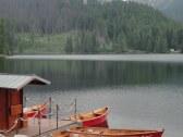 Okolie - pri jazere Štrbské pleso
