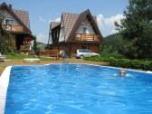 Chalupy pod Magurou s bazénom - Zálesie - KK #29