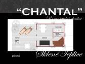 Chatka CHANTAL - Sklené Teplice #12