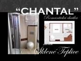 Chatka CHANTAL - Sklené Teplice #6