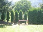 Záhrada/priestor na športové a voľnočasové aktivit