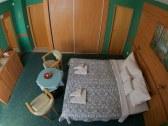 Interiér mezonetového apartmánu