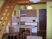 kuchynka na poschodí
