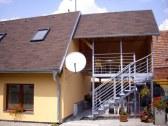 terasa a vchod do podkrovia