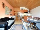 Apartmán č.1,kuchyňa