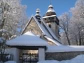 Katolicky kostol v Smrecanoch...Vložte popis obrá