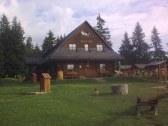Salaš nad dedinou Žiar...
