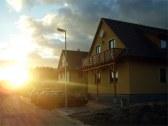 Západ slna na Donovaloch