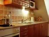 kuchyňa horný apartmán