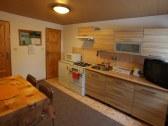 kuchyňa - apartman